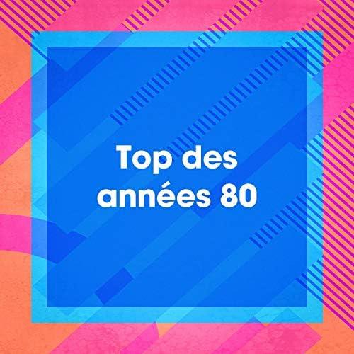Super Party 80, 100% Hits - Chanson Française, Tubes français 80