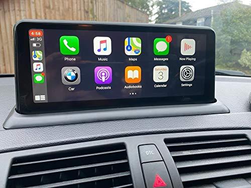 Ecran GPS Android pour BMW Serie 1 E87,E88, E81, E82