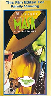 The Mask (Edited For TV Edition) [VHS] [Import]