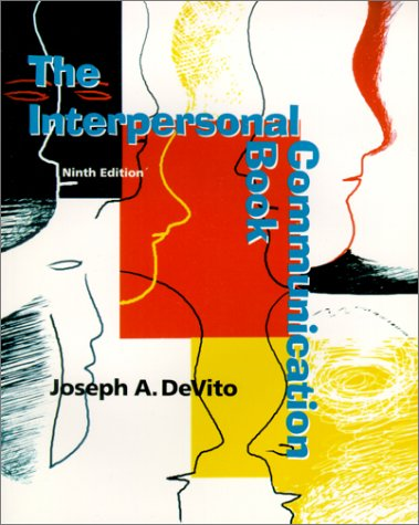 Download The Interpersonal Communication Book 0321055640