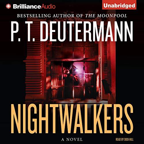 Nightwalkers audiobook cover art