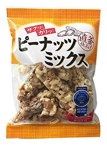 日進堂製菓 ピーナッツミックス 75g×20袋