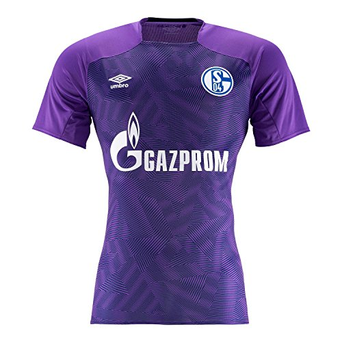 UMBRO Herren Schalke Home Replica Jersey, Kit, M