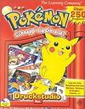 Pokemon: Printstudio Rot [Importación alemana]