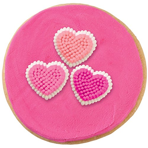 Wilton Icing Decorations, Mini Hearts