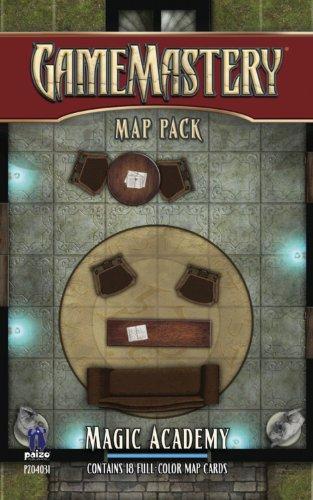 Gamemastery Paizo Publishing 4032 - GM Map Pack: Magic Academy