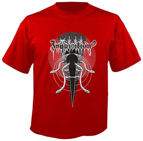 Inquisition - Mystical Blood - T-Shirt Größe XL