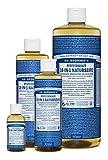Dr. Bronner´s Naturseife Pfefferminz 18-in-1 Magic Soap natürliche Flüssigseife aus biologischem...