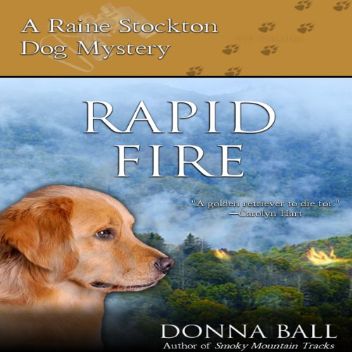 Rapid Fire audiobook cover art