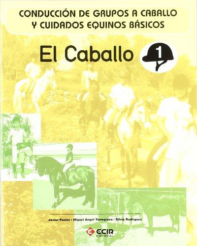 E:Equitación 1-el caballo: Conducción de grupos a caballo y cuidados equinos básicos.