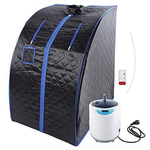 Baumwollbezug Einfach zu installierendes Saunadampfbad, Saunadampfmaschine, Massageshop für(220V, European standard)