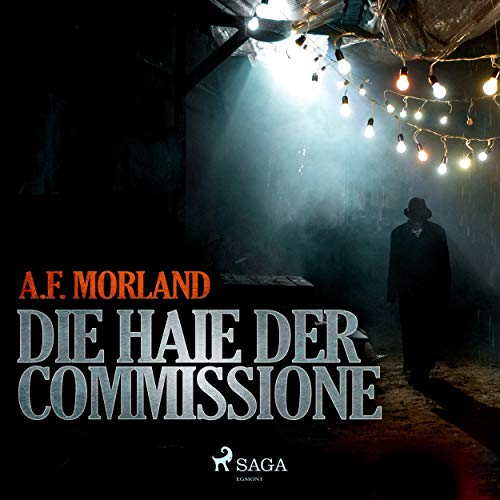 Die Haie der Commissione cover art