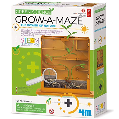 4M Grow-A-Maze Green Science Kit
