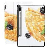 Estuche para Galaxy Tab S7 Estuche Delgado y liviano con Soporte Estuche para Tableta Samsung Galaxy Tab S7 de 11 Pulgadas...