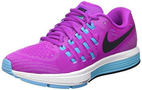 Nike Wmns Air Zoom Vomero 11, Scarpe da Ginnastica Donna, Viola (Hypr VLT/Blk/GMM Bl/Urbn LLC), 41