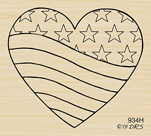 Top usa flag rubber stamp for 2021