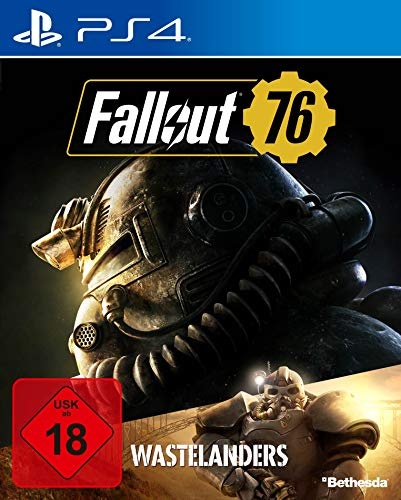 Fallout 76 (inkl. Wastelanders) - [PlayStation 4]