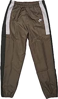 Mens Sportswear Re-Issue Windbreaker Woven Pants Olive Green