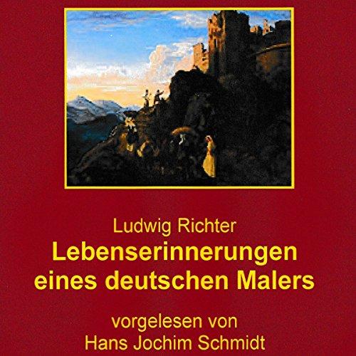 Lebenserinnerungen eines deutschen Malers Titelbild