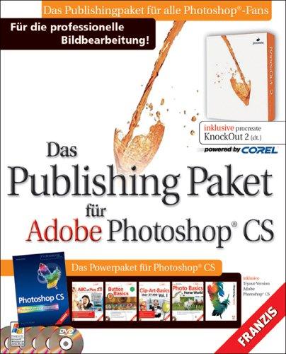 Das Publishing Paket für Adobe Photoshop CS