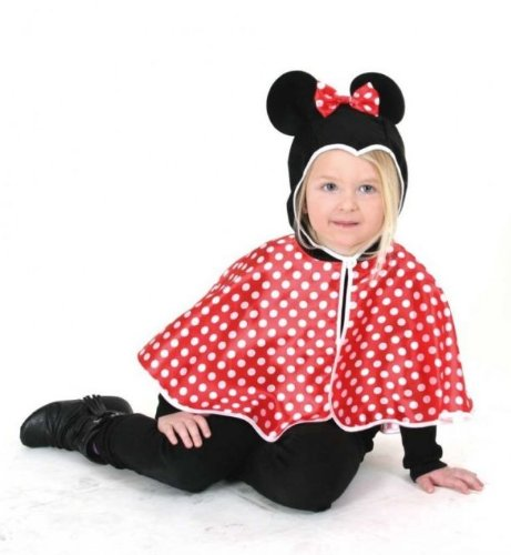 Gurimotex 10010 - Cape Children's Costume da Mouse