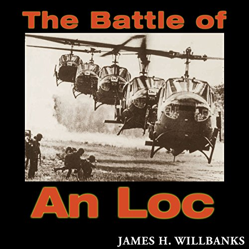 The Battle of An Loc  By  cover art