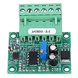 Convertidor de frecuencia a voltaje, FV-10KHz Módulo de frecuencia a voltaje de 5V 0-10KHz a 0-5V Módulo inversor digital a analógico Módulo de conversión de frecuencia a voltaje
