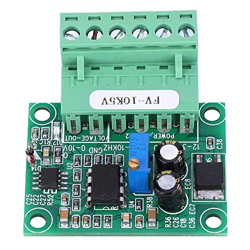 Frequenz-Spannungswandler-Modul, FV-10KHz5V 0-10KHz bis 0-5V F/V-Signalwandler Digital-Analog-Wechselrichter-Modul