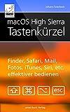 macOS High Sierra Tastenkürzel: Siri, Finder, Safari, Mail, Fotos, iTunes etc. effektiver bedienen (...