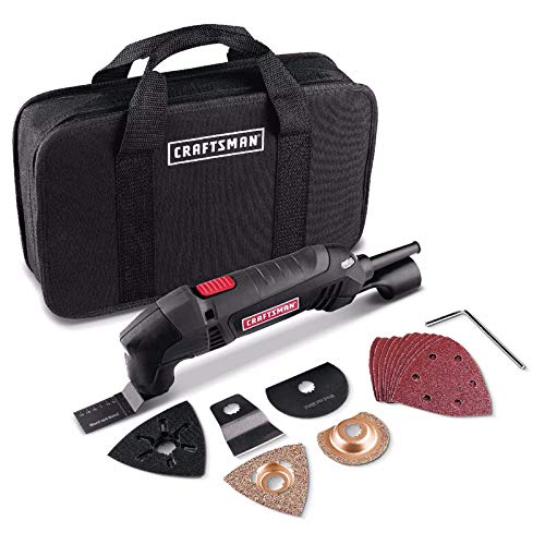 Purchase Craftsman Corded 2 Amp Oscillating Multi-Tool