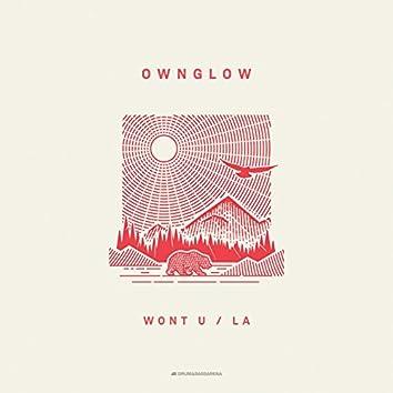 Won't U / LA