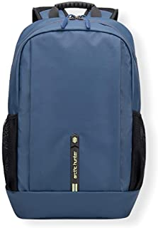 Arctic Hunter Light Outdoor Men's Backpack 15.6 Inch Multifunction Large Capacity Waterproof - Blue