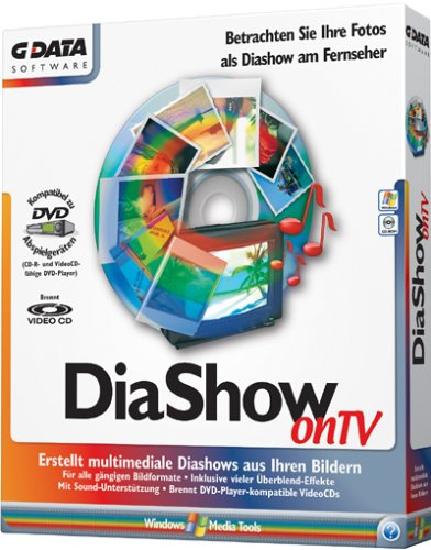 DiaShow on TV