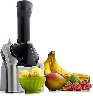 BJH Machine à crème glacée, Fabricant de Fruits à Desserts sains, Machine à Desserts aux Fruits glacés à Usage Domestique ...