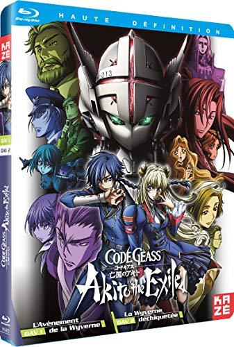 Code Geass-OAV 1 & 2-Akito The Exiled-Blu-Ray