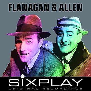 Six Play: Flanagan & Allen (Remastered) - EP