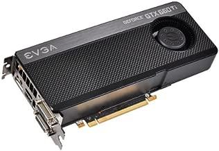 EVGA GeForce GTX 660Ti 2048MB GDDR5 DVI-I, DVI-D, HDMI, DP, SLI Graphics Card (02G-P4-3660-KR) Graphics Cards 02G-P4-3660-KR