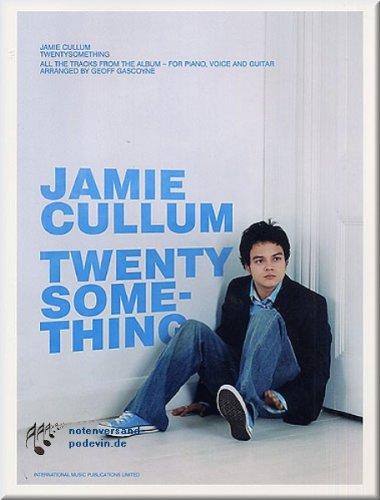 Jamie Cullum - Twenty Something - Noten Songbook [Musiknoten]