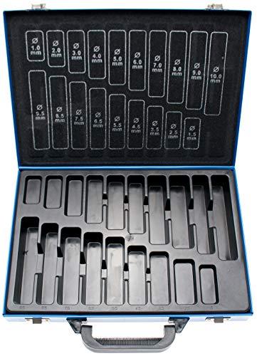 BGS cassetta di metallo, 1pezzo, 1995vuoto per