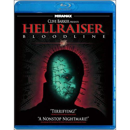 Hellraiser IV: Bloodline [Blu-ray]