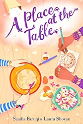 A Place at the Table by Laura Shovan and Saadia Faruqi