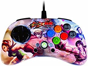 Mad Catz Street Fighter X Tekken - FightPad SD - Chun-Li & Cammy V.S. Julia & Bob for Xbox 360