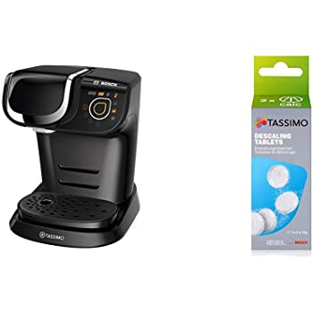 Bosch TAS6002 Cafetera automática, Color Negro, 1500 W, 1.3 litros ...