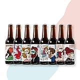 Mix Cervezas Althaia - Pack 12 unidades - Cervecería artesana - Blonde+Brown+IPA+Mascarat+Mistral+Bitacora+Costa Este+Posidonia+Cornamusa+Cap blanc+Rabosa+Barlovento.