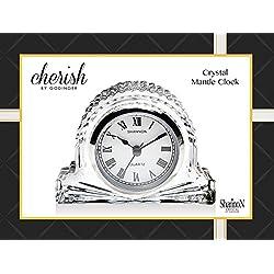 Godinger Mantle Clock