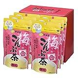 梅こんぶ茶 55g×6本