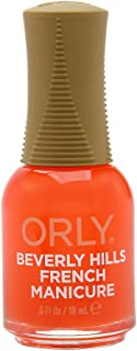 Orly Nail Lacquer, Beverly Hills Man Plum, 0.6 Fluid Ounce