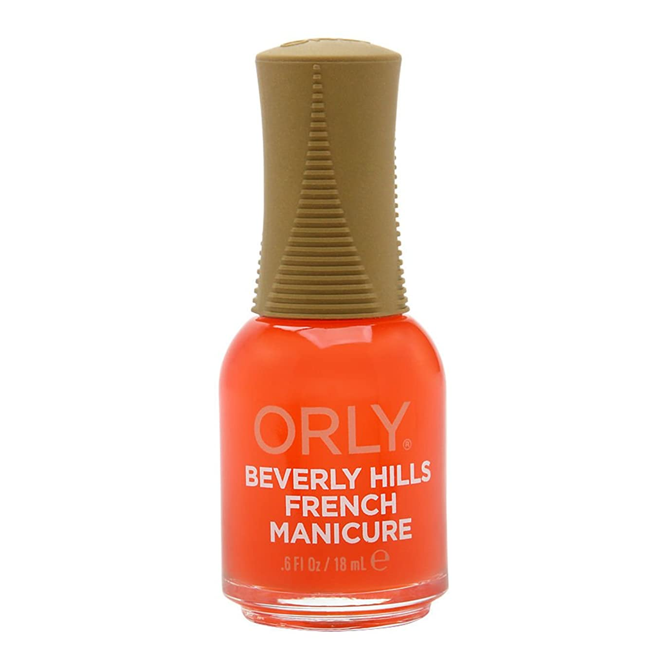 傾く悪党データベースOrly Nail Lacquer - French Manicure - Beverly Hills Plum - 0.6oz / 18ml