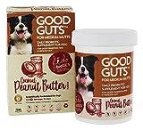 Fidobiotics Good Guts, Daily Probiotic, for Medium Mutts, Coconut Peanut Butter, 6 Billion CFU, 1 oz (30 g)