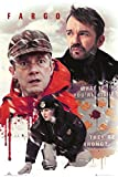 Poster Fargo - Collage - 61 x 91.5 cm | PostersDE